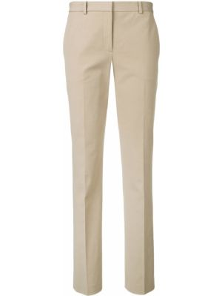 Классические брюки со складками с карманами Theory