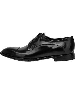 Кожаные туфли классические Lemargo