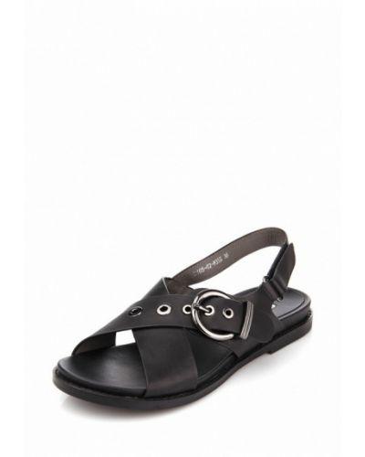 Черные сандалии Ditto