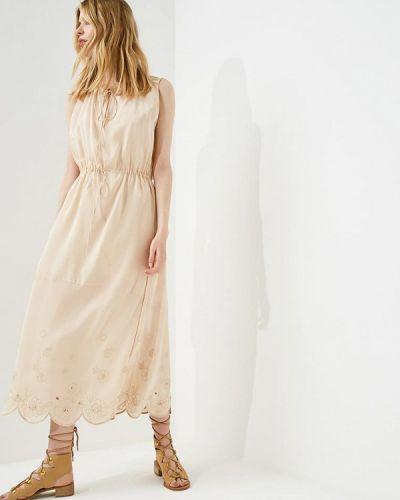 Платье прямое весеннее See By Chloe