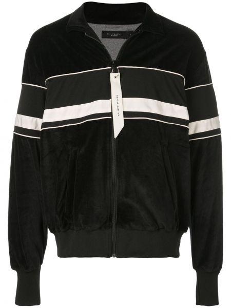 Czarna kurtka bawełniana Daniel Patrick