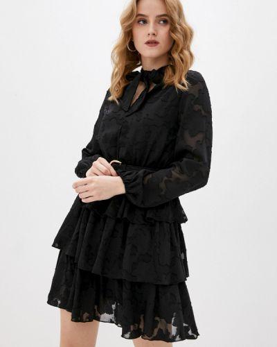 Черное вечернее платье Little Mistress