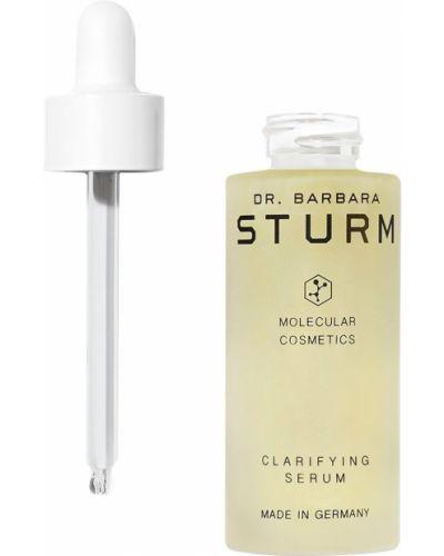 Skórzany serum do twarzy przeciw zmarszczkom przezroczysty Dr.barbara Sturm