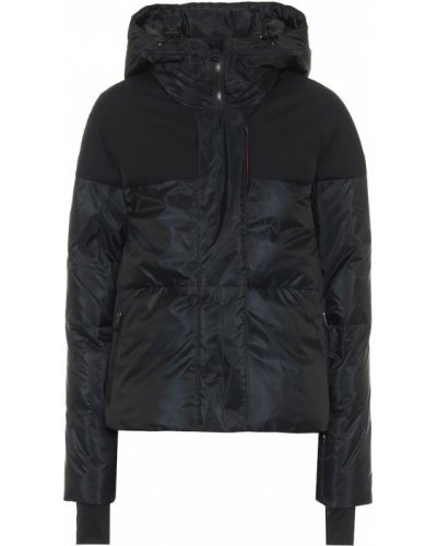 Czarna kurtka z nylonu Erin Snow
