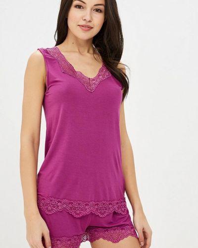 Фиолетовая пижама Deseo