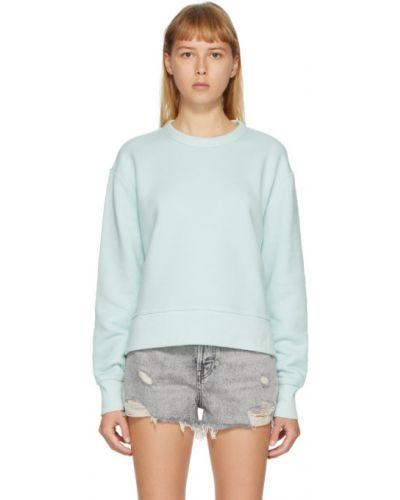 Sweter z kołnierzem z zamkiem błyskawicznym Rag & Bone