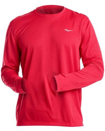 T-shirt z długimi rękawami do biegania Saucony