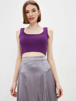 Фиолетовый топ Marytes