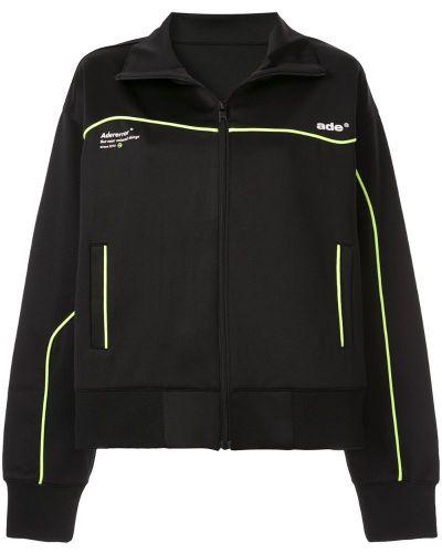 Черная спортивная куртка Ader Error
