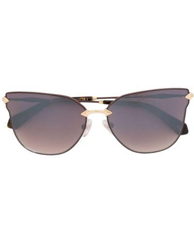 Солнцезащитные очки кошачий глаз Balmain