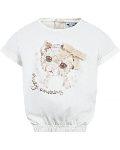Хлопковая футболка Mayoral