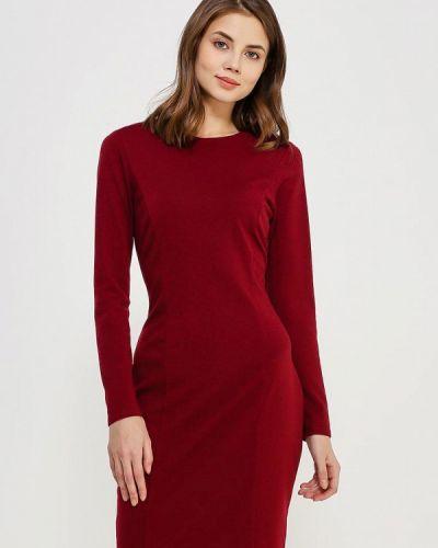 Платье бордовый красный Chic