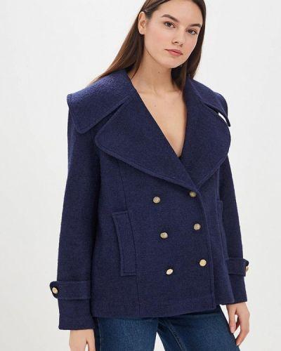 Пальто пальто двубортное Galina Vasilyeva