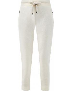 Спортивные брюки с люрексом из вискозы Lorena Antoniazzi