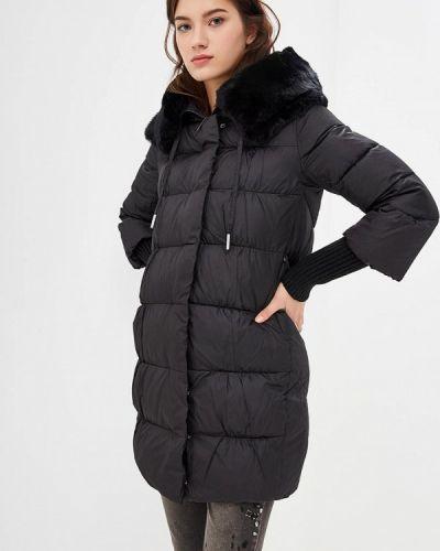 Зимняя куртка утепленная черная Acasta