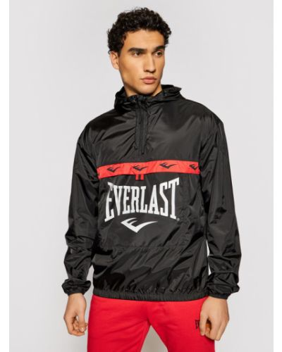 Czarna kurtka przejściowa Everlast