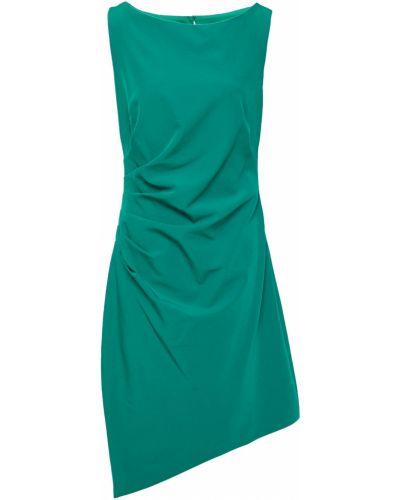 Zielona sukienka asymetryczna Milly