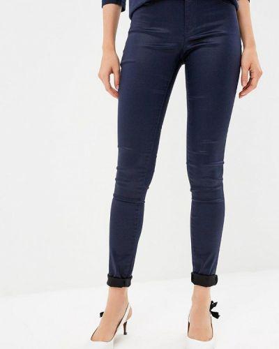 Синие брюки Naf Naf