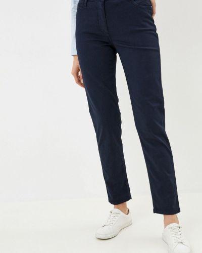 Синие прямые брюки Betty Barclay