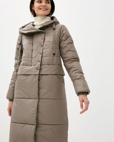 Утепленная куртка - серая D`imma