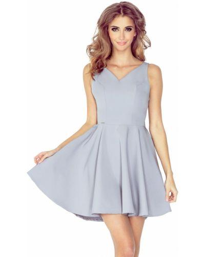 Sukienka rozkloszowana z wiskozy Morimia