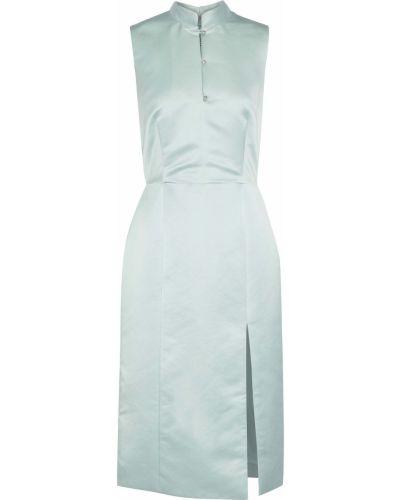 Satynowa sukienka Alexachung