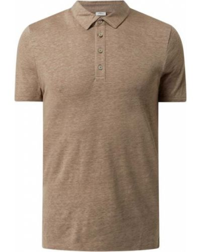T-shirt - czarna S.oliver Black Label