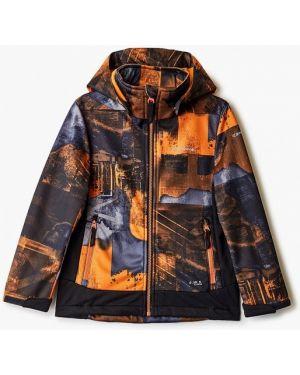 Куртка оранжевый весенний Icepeak