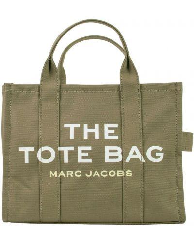 Torba na ramię - zielona Marc Jacobs