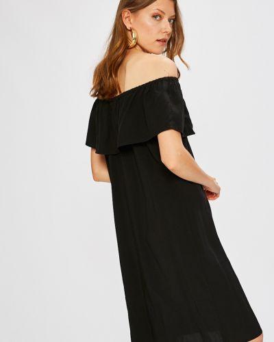 Платье мини прямое с узором Vila