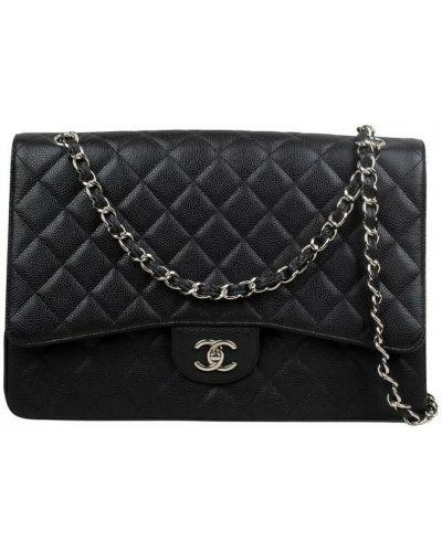 Czarna torebka vintage Chanel Vintage