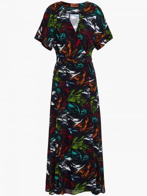 Платье макси - черное Missoni