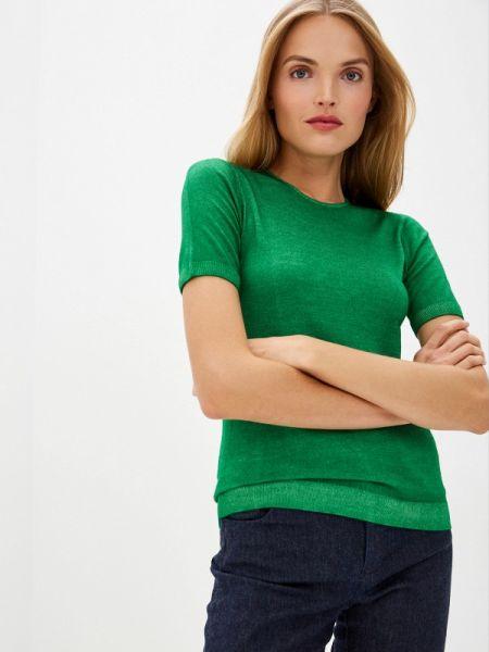 Зеленый свитер Falconeri