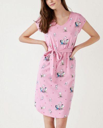 Розовое платье Women'secret