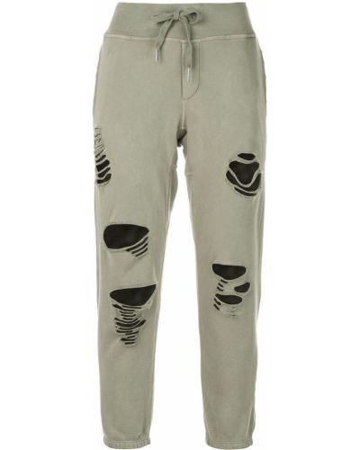 Укороченные спортивные брюки Nsf