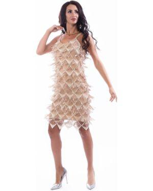 Платье сетчатое платье-сарафан Wisell
