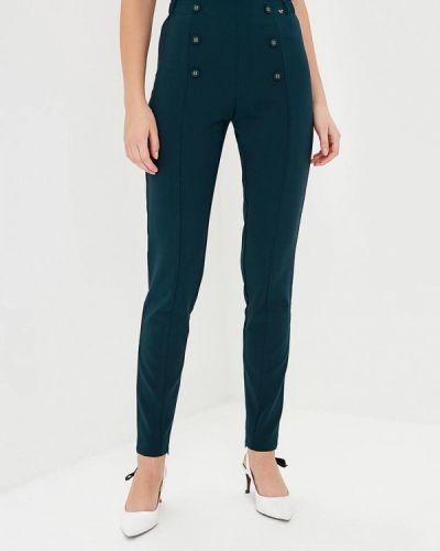 Зеленые брюки повседневные Imperial