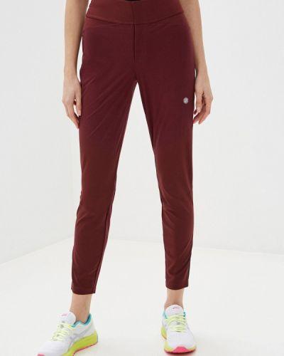 Красные спортивные брюки Asics