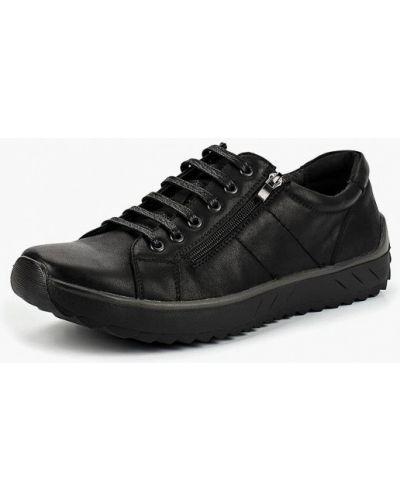 Ботинки осенние кожаные Tesoro