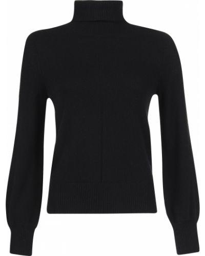 Черный свитер Brown Allan