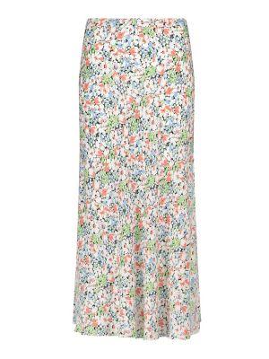 Теплая юбка макси из вискозы Polo Ralph Lauren