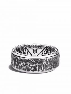 Pierścionek srebrny John Hardy