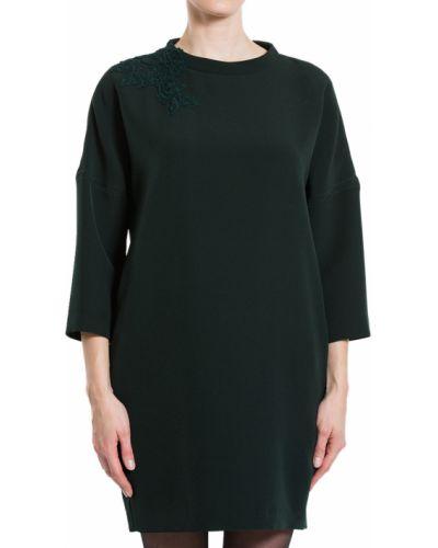 Платье осеннее зеленый Scervino Street