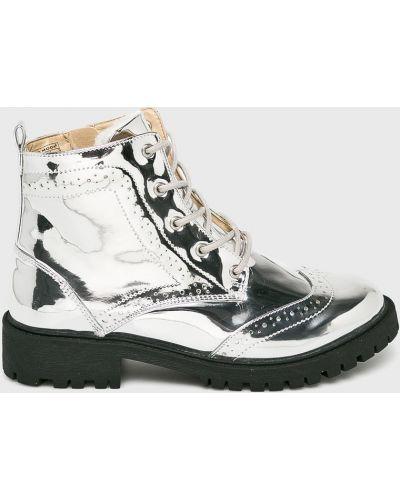 Сапоги на шнуровке текстильные Vero Moda