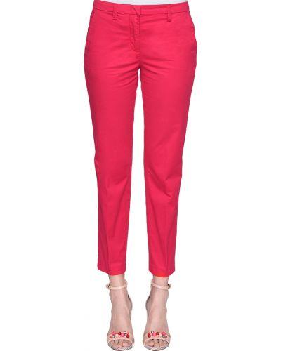 Розовые брюки Emporio Armani