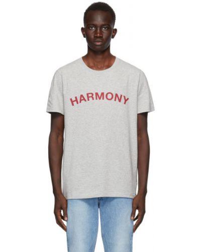 T-shirt bawełniany krótki rękaw Harmony