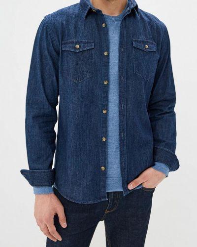 Синяя джинсовая рубашка Shine Original