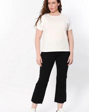 Хлопковые брюки Elena Miro