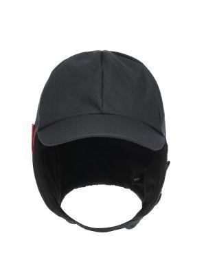 Czarny czapka Mini Rodini