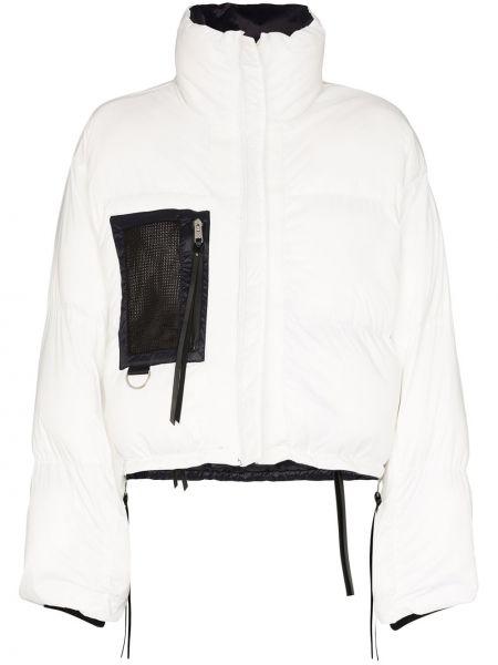 Czarna długa kurtka bawełniana z długimi rękawami Shoreditch Ski Club